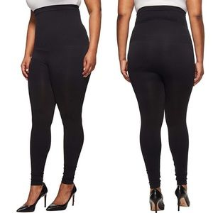 SPANX Look at Me Now High Rise Seamless Black